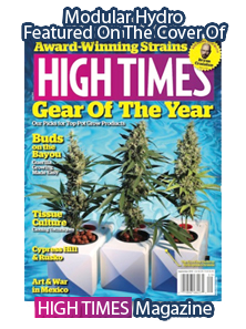 Modular Hydro As Featured In High Times Magazine, September 2012